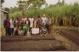 Ethiopia seed project