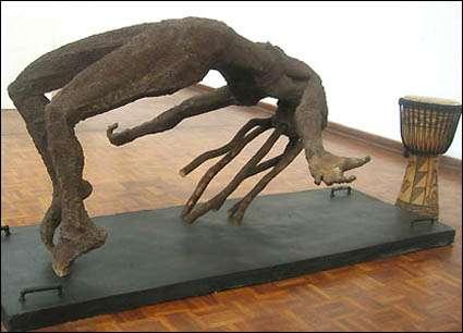 Future Seed Rasta Sculpture