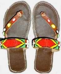 Rasta African Sandal