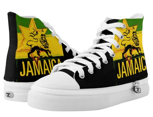 Jamaican Rasta shoes at Rasta Seed and Rasta Gear Shop