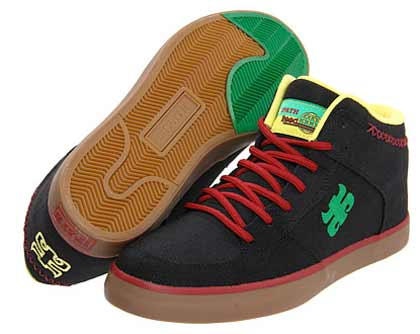 Rasta reed great new rasta style shoes