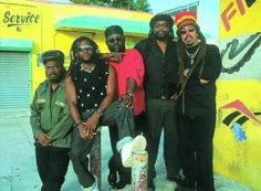 third world reggae band