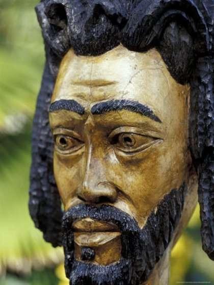 Rastaman Carving