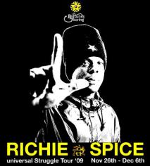Richie Spice Rastaseed