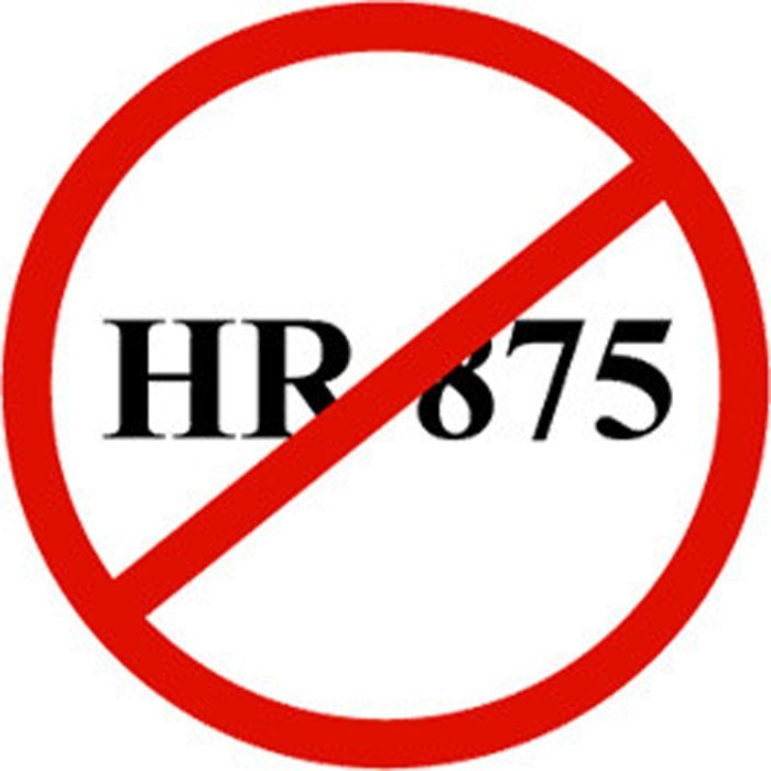 HR-875 Food Modernization Act