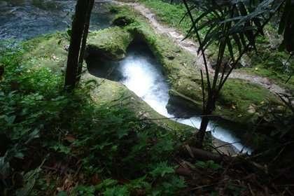 Reach Falls jamaica