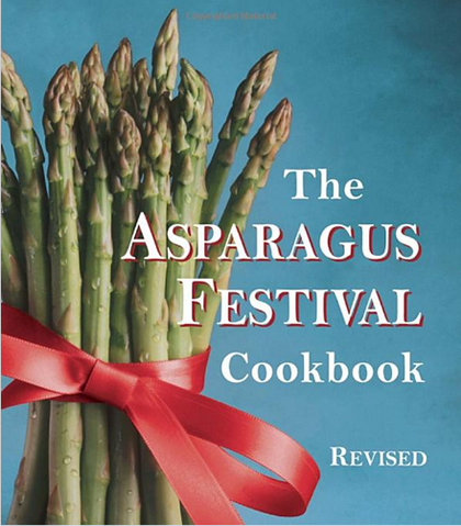 Asparagus Cookbook