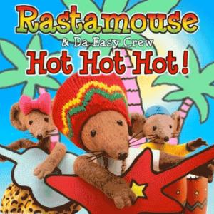 Rasta mouse Hot Hot Hot