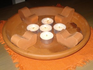 Terracotta pot heater cheap heating in winter
