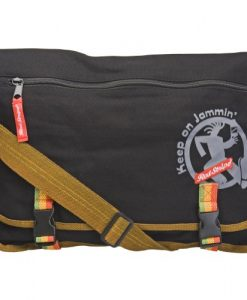 Red Stripe - Jammin Messenger Bag