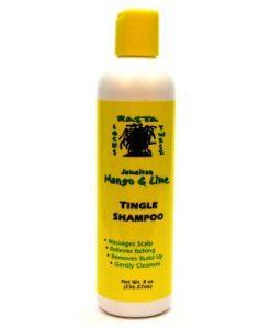 Dreadlock Shampoo Jamaican Mango and LIme tingle shampoo
