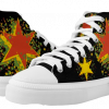 Rasta shoe designs at rasta gear shop