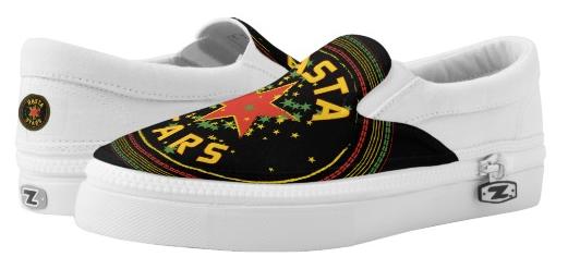 Rasta Stars shoes rastaseed rastagearshop