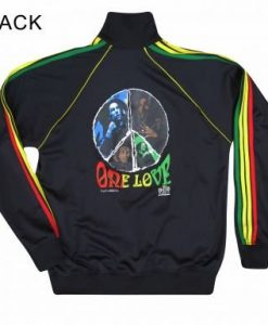 Jamaica & Bob Marley Zip Top
