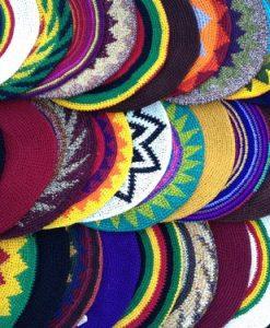 36 Tam Beret Hat Wholesale Hand Crochet Slouchy Dread Lock Rasta Reggae 50% OFF