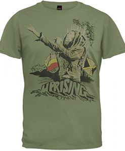 Bob Marley - Uprising Messiah T-Shirt