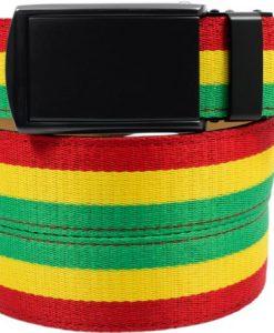 SlideBelts Canvas Ratchet Belts - Custom Fit