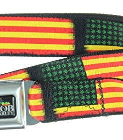 Bob Marley Seatbelt Belt