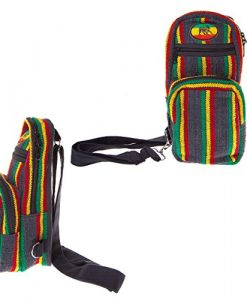 Jah Rasta Travel Purse-rasta-one Size