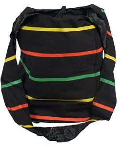 Bob Marley Rasta Stripe Womens Shoulder Bag