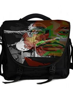 Rasta Reggae Jamaica Laptop Bag Up to 15 Inch