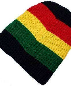 Rasta Beanie - Rasta Hat - Reggae Beanie