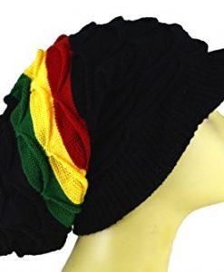 Rasta Slinky Hat - Rasta
