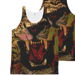 rasta tank singlet rasta seed original design merchandise and clothing