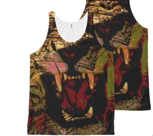 rasta tank singlet rasta seed original design merchandise and clothing