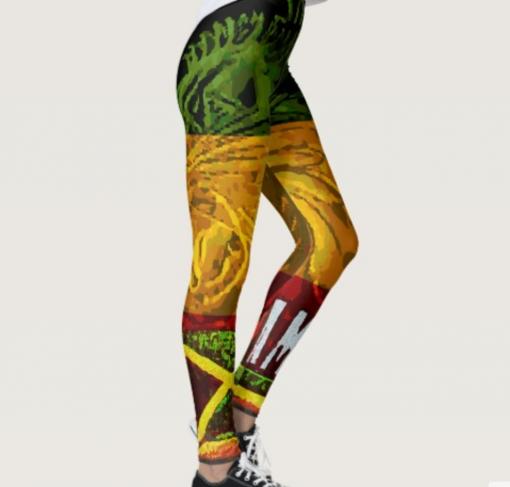 Rasta Leggings