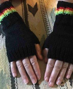 black-fingerless-gloves