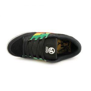 DVS Ignition CT Men US 11 Black Skate Shoe