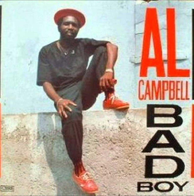 Al Campbell Studio One Reggae Rasta Seed Roots Reggae Merchandise