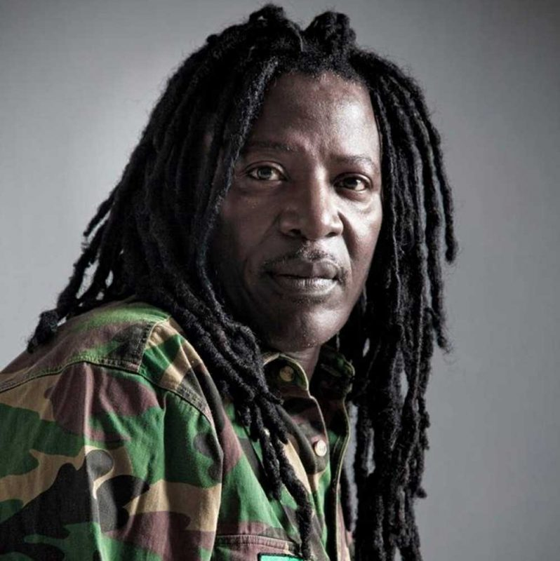 Alpha Blondy International African Reggae Stars Rasta Seed Reggae