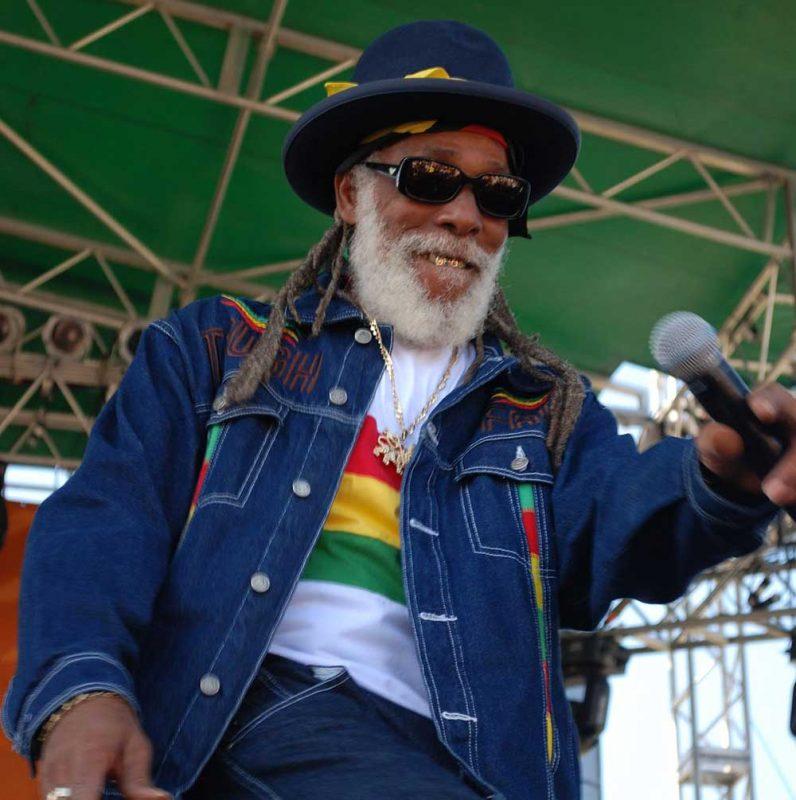 Big Youth Conscious Reggae Musician Rasta Seed Reggae