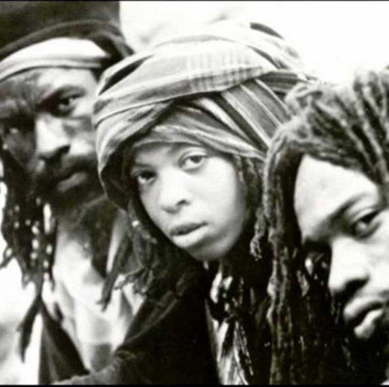Black Uhuru Michael Rose Rasta Seed Reggae