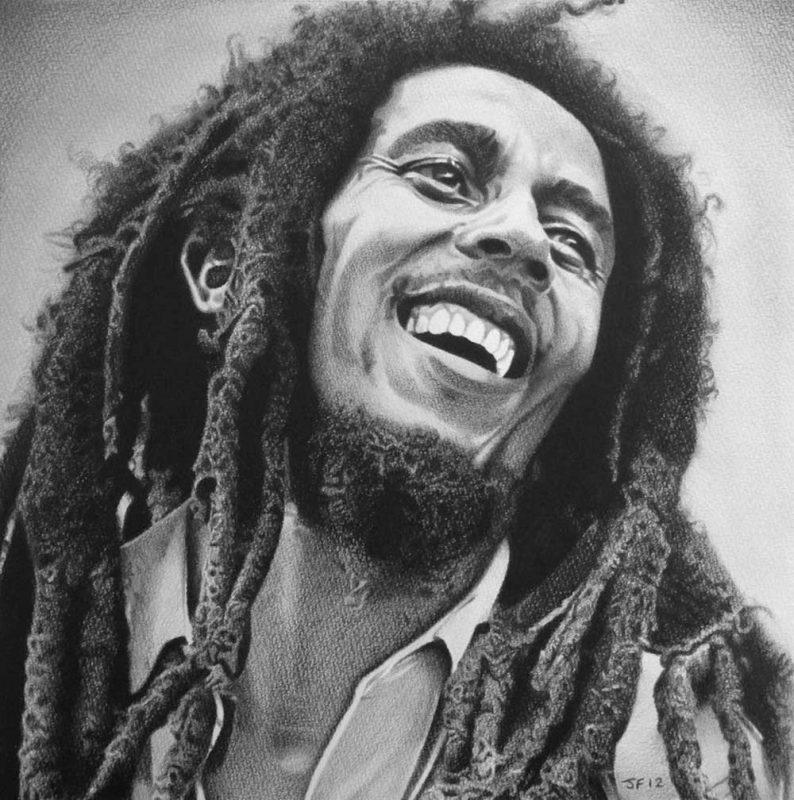 Bob Marley Reggae Legend Rasta Seed Reggae