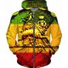 Jah Rastafari Lion of Judah Hoodie Design on Abundant merchandise