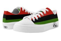 Pan African Shoes Rasta seed clothing shoes and rasta wear